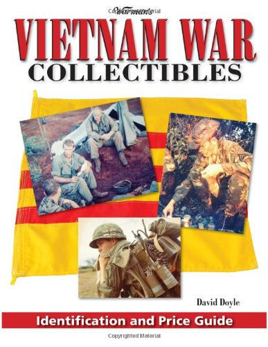 9780896896048: Warman's Vietnam War Collectibles: Identification and Price Guide