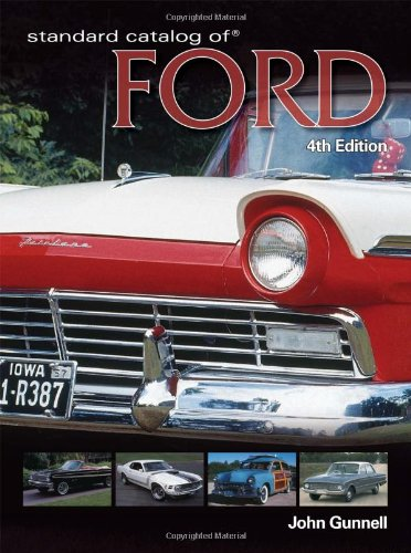 9780896896154: Standard Catalog of Ford