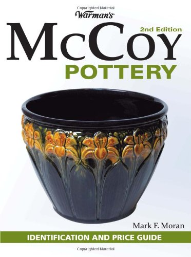 9780896896239: Warman's McCoy Pottery: Identification and Price Guide, 2nd Edition