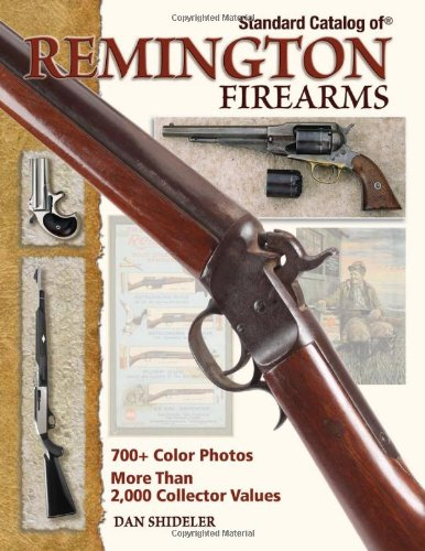 9780896896253: Standard Catalog Of Remington Firearms
