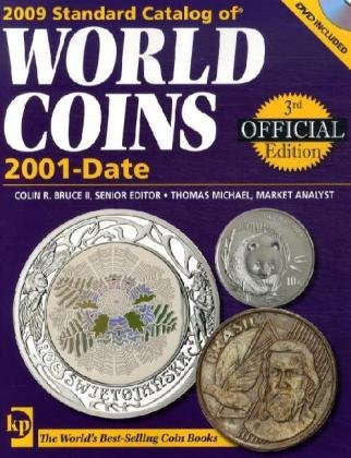 9780896896314: 2009 Standard Catalog Of World Coins 2001-Date (Standard Catalog)