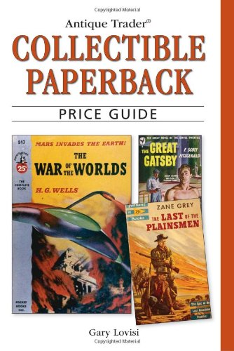 9780896896345: Antique Trader Collectible Paperback Price Guide