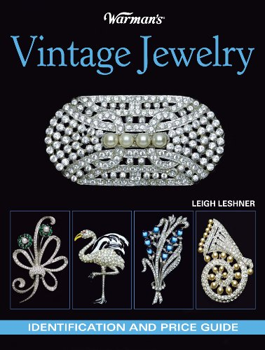 9780896896390: Warman's Vintage Jewelry: Identification and Price Guide