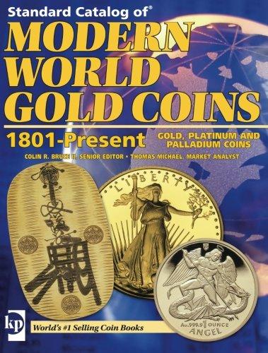 9780896896437: Standard Catalog of Modern World Gold Coins, 1801-Present
