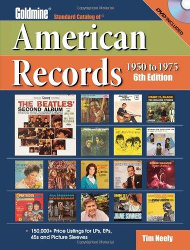 9780896896604: Goldmine Standard Catalog Of American Records, 1950-1975