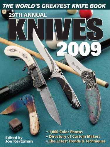 9780896896758: Knives 2009