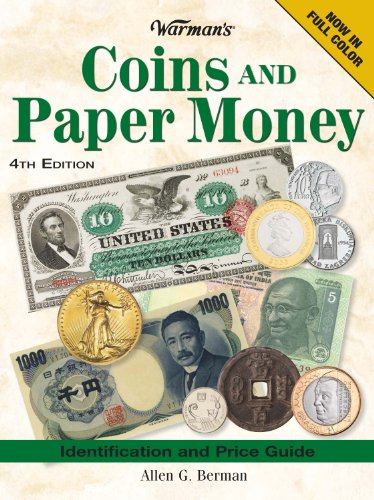 9780896896833: Warman's Coins And Paper Money: Identification and Price Guide