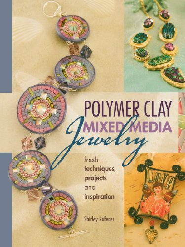 9780896896895: Polymer Clay Mixed Media Jewelry