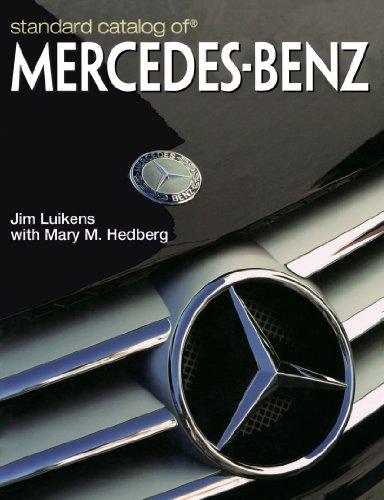 9780896897038: Standard Catalog of Mercedes-Benz Standard Catalog of Mercedes-Benz