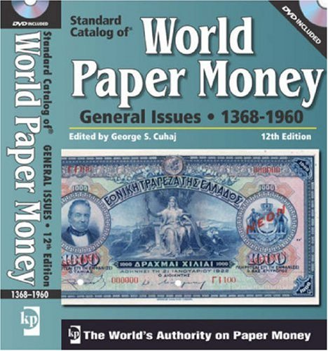 9780896897304: Standard Catalog Of World Paper Money: General Issues-1368-1960