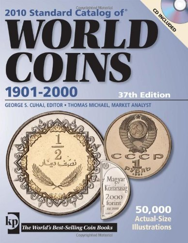 9780896898141: 2010 Standard Catalog of World Coins - 1901-2000