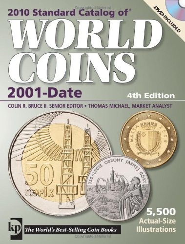 9780896898158: 2010 Standard Catalog of World Coins 2001-Date