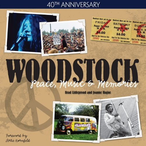 Woodstock - Peace, Music & Memories