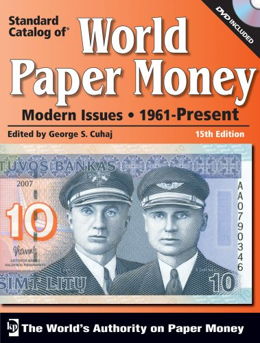 9780896898370: Standard Catalog of World Paper Money: Modern Issues, 1961 - Present (Includes CD)