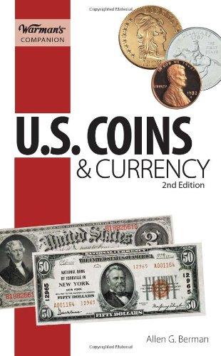 9780896898424: U.S. Coins & Currency, Warman's Companion