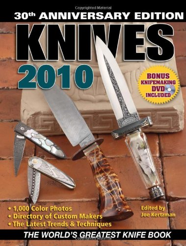 9780896898554: Knives 2010: The World's Greatest Knife Book