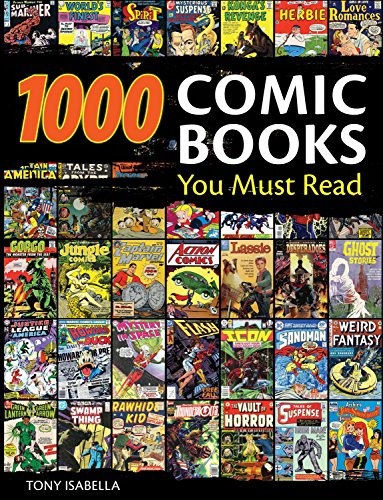 1,000 Comic Books You Must Read: Isabella, Tony
