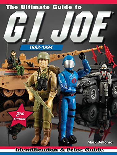 9780896899223: The Ultimate Guide to G.I. Joe 1982-1994: Identification and Price Guide, 2nd Edition