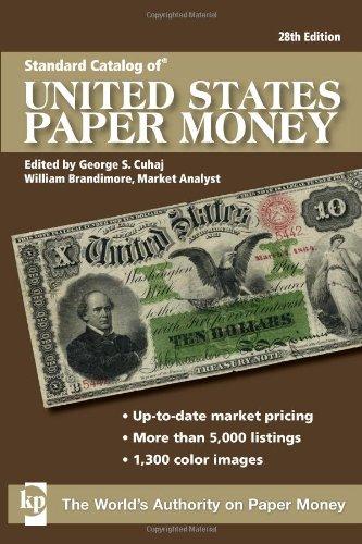 9780896899391: Standard Catalog Of United States Paper Money