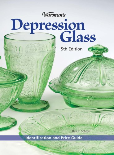 9780896899537: Warman's Depression Glass: Identification and Value Guide