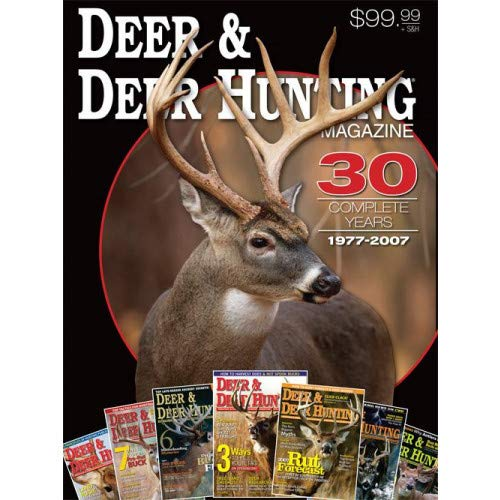 9780896899629: 30 Years of Deer and Deer Hunting Collection CD