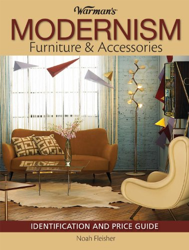 9780896899698: Warman's Modernism Furniture & Accessories: Identification and Price Guide