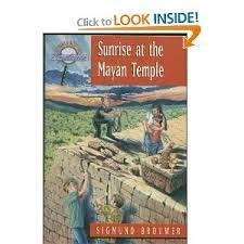 9780896930575: Sunrise at the Mayan Temple (Accidental Detectives, Book 10)