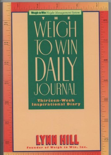 9780896930605: The Weigh to Win Daily Journal