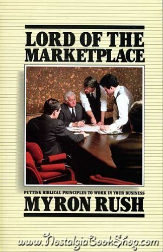 Lord of the Marketplace (9780896932784) by Myron Rush