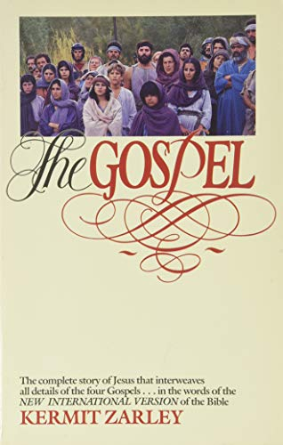 9780896933552: The Gospel: A chronological narrative of the life of Jesus interweaving details from the four Gospels in the words of the New International Version of the Bible