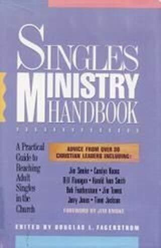 9780896934375: Singles Ministry Handbook