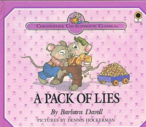 9780896934979: A Pack of Lies (Christopher Churchmouse Classics)