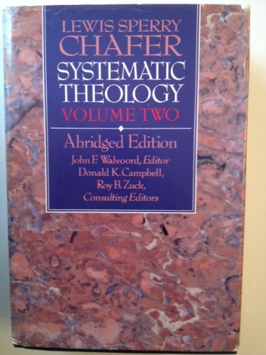 9780896935679: Systematic Theology (2 Volume Set)