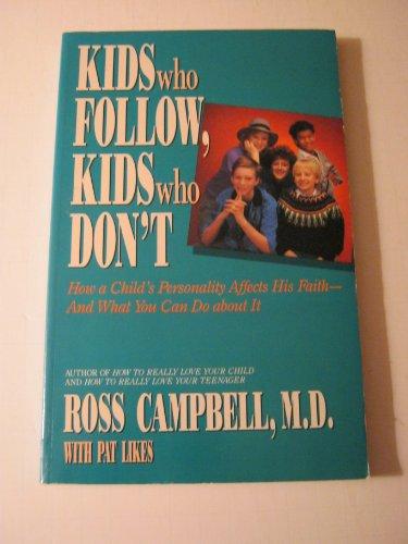 9780896937598: Kids Who Follow Kids Who Don't