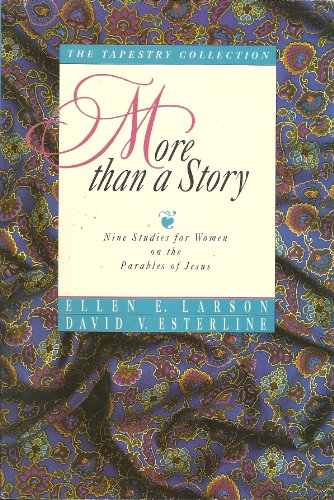 9780896938137: More Than a Story (The Tapestry collection)