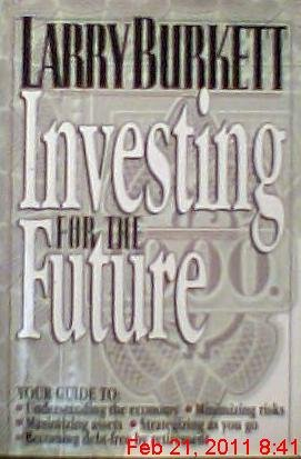 9780896938892: Investing for the Future