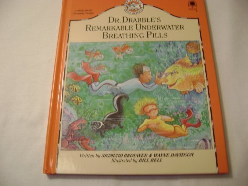 9780896939035: Doctor Drabble's Remarkable Underwater Breathing Pills (Dr. Drabble, genius inventor)
