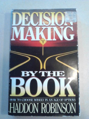 9780896939134: Decision Making by the Book