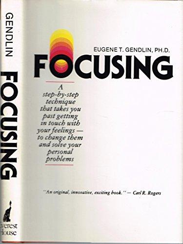 9780896960084: Focusing