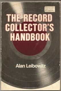 9780896960152: The record collector's handbook
