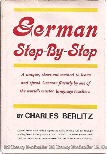 9780896960275: German Step-By-Step