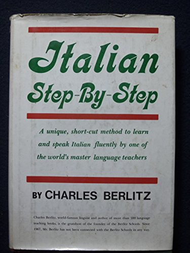 9780896960282: Italian Step by Step (English and Italian Edition)