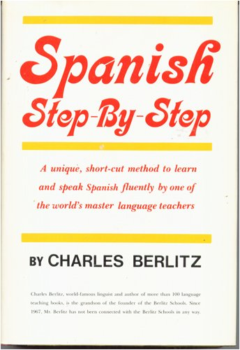 Spanish Step-By-Step: Berlitz, Charles