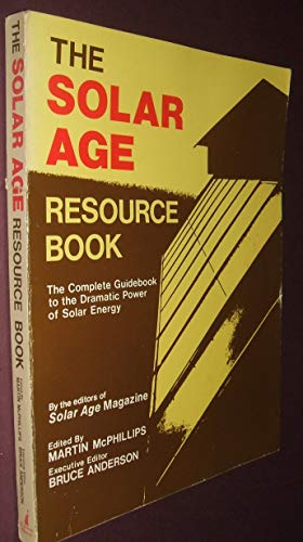 9780896960503: The Solar age resource book