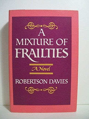 9780896960510: MIXTURE OF FRAILTIES