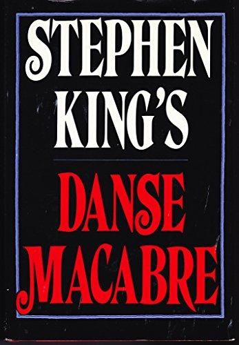 9780896960763: Stephen King's Danse Macabre