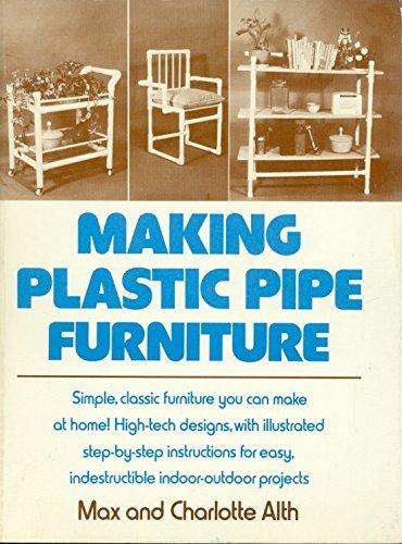 9780896961333: Making Plastic Pipe Furniture