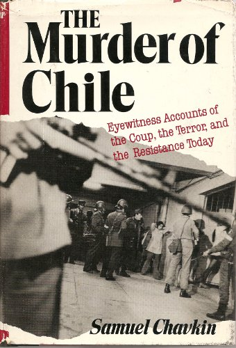 The Murder of Chile (Inscribed and Signed to Ozzie Davis and Ruby Dee)