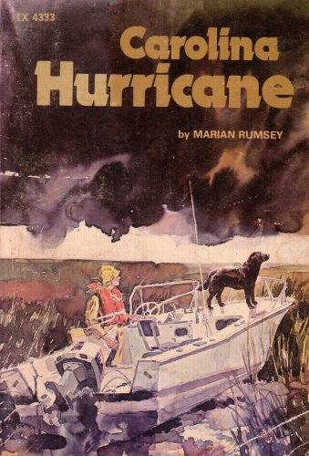 Carolina Hurricane (Paperback 1977 Printing, Second Edition, TX4333): Marian Rumsey