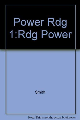 9780897020503: Power Reading 1: Reading For Power